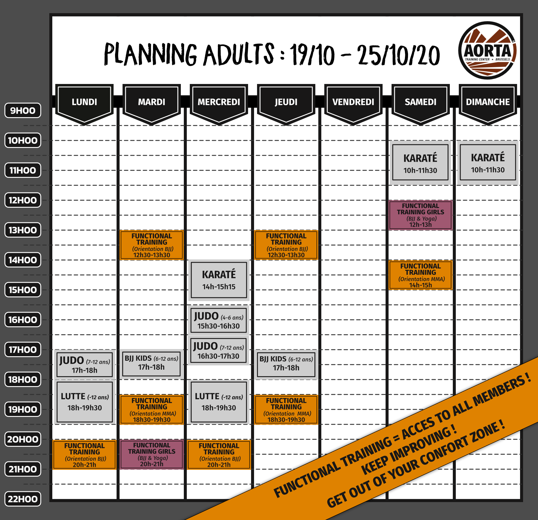 planning adults - special Covid