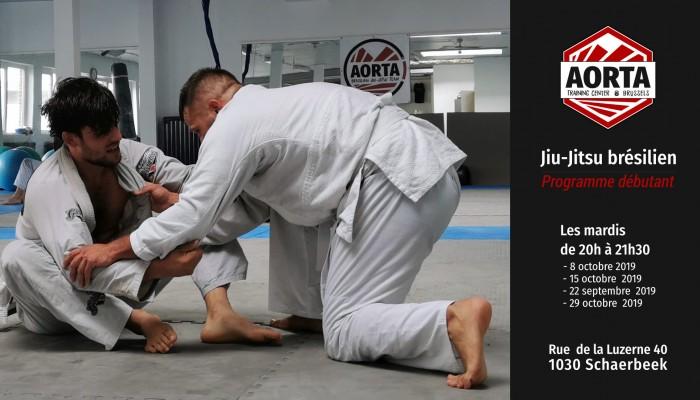 Brazilian Jiu-Jitsu Beginner Program