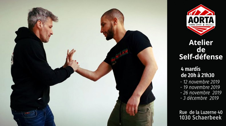 Atelier de Self-Défense