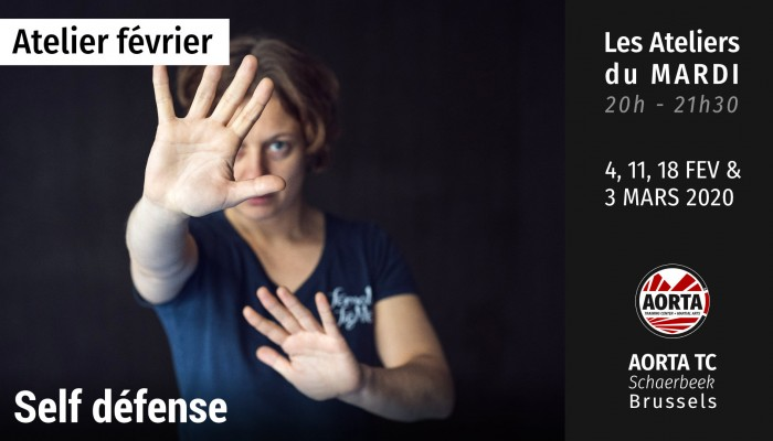 Self-Defense Workshop - février 2020