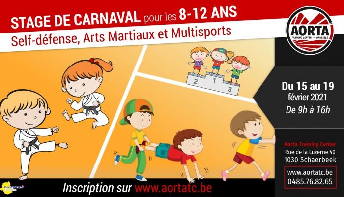Self-defense, Martial Arts & Multisports Kids Camp