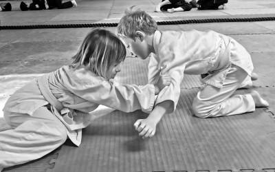 Little kids brazilian Jiu-Jitsu (4-6 years)