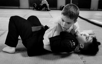 Brazilian Jiu-Jitsu Kids (7-9 ans)