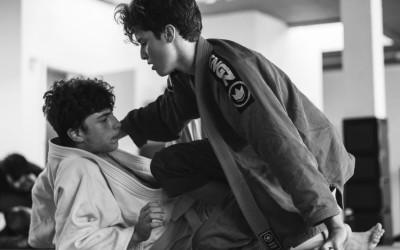 Brazilian Jiu-Jitsu Teenagers (12 years &+)